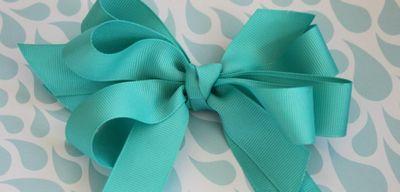 Бант: красивое оформление подарков