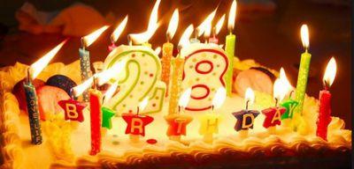 Что подарить на 28-й день рождения?