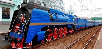 День железнодорожника – 2015