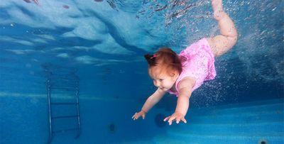 Детское плавание: мифы и реальность
