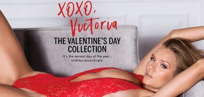 Для самой прекрасной: коллекция белья victoria's secret valentine's 2017