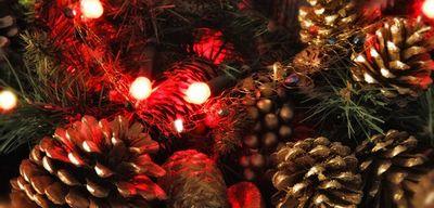 История украшения новогодней елки