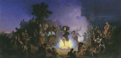 Иван купала – праздник, полный мистических обрядов и поверий. гадания на иванову ночь. песни и стихи на иванов день