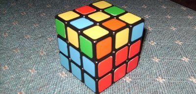 Как сложить кубик рубика 3х3