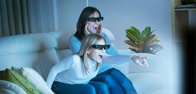 Как смотреть 3d на телевизоре