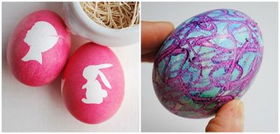 Как украсить яйца на пасху 2017 своими руками в домашних условиях — мастер-классы для детей и взрослых, декупаж из салфеток — чем красиво украсить яйца на пасху, фото и видео поэтапно