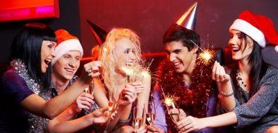 Как весело провести новый год с друзьями 2016: оригинальные идеи