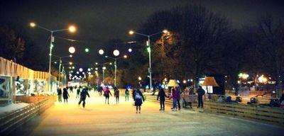 Каток в москве: где покататься на коньках, открытые, крытые и ночные катки москвы 2015