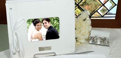 Книга для пожеланий на свадьбу: как оформить (фото)