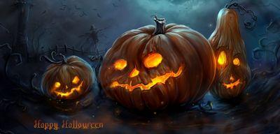 Когда отмечается праздник хэллоуин 2016