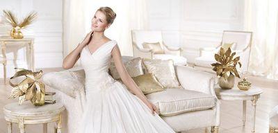 Модные свадебные платья 2015: как выбрать идеальный свадебный наряд