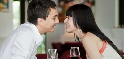 На каком свидании целоваться прилично?