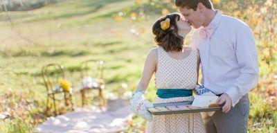 Оригинальные идеи для поздравления с первой годовщиной бракосочетания