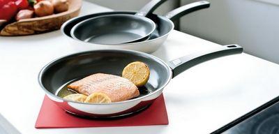 Плюсы и минусы сковороды с керамическим покрытием