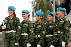 Почему женщинам стоит разрешить служить в армии