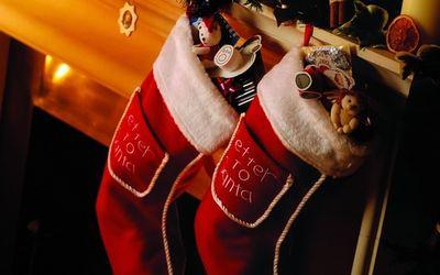 Подарок в носок: история традиции