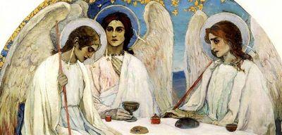 Праздник святой троицы в 2016 - дата для православных и католиков