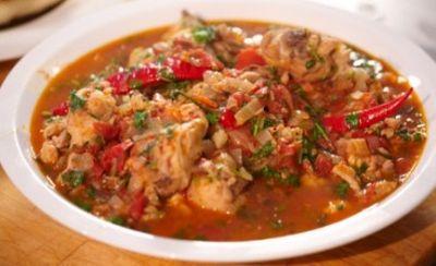 Приготовление чахохбили из курицы по классическим грузинским рецептам