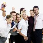 Сценарий для корпоративной встречи нового года