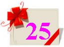 Сценарий юбилея 25 лет для женщин