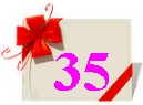 Сценарий юбилея 35 лет для женщин