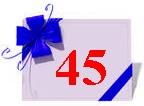 Сценарий юбилея 45 лет для мужчин