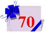Сценарий юбилея 70 лет для мужчин