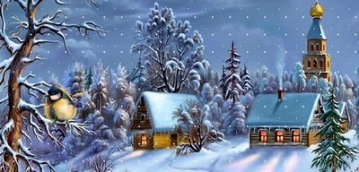 Сказка про новый год – подборка лучших зимних произведений