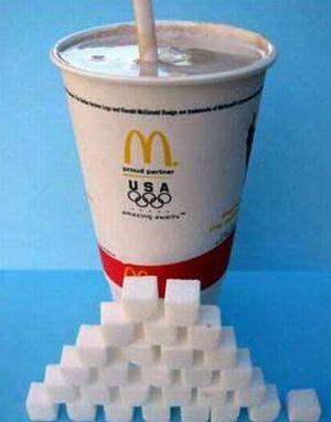 Сколько сахара мы едим