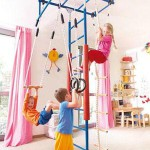 Спортивные комплексы для детей - лучшие модели для дома