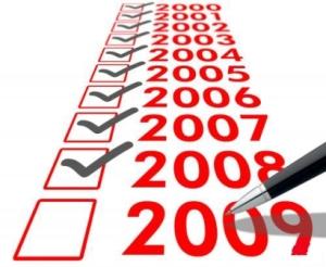 Тема месяца: 2009-2010. между взлетами и падениями.