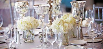 Украшение свадебных бокалов своими руками - мастер класс с фото