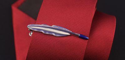 Зажим для галстука – нужный и стильный подарок